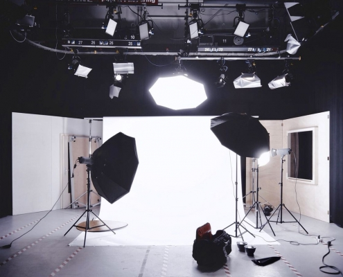 Mein Wedel - Filmstudio Set