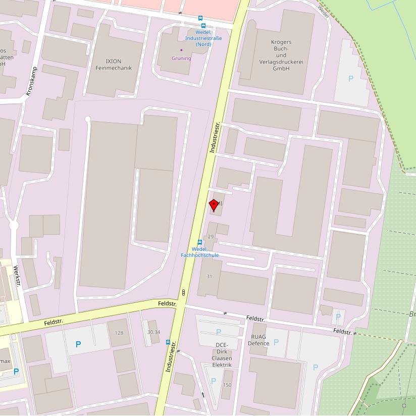 Mein-Wedel-Workspace-Arbeitsplatz-Karte