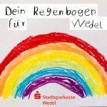 Mein-Wedel-Stadtsparkasse-Wedel-Regenbogen-Aktion
