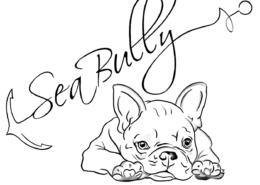 Mein-Wedel-SeaBully-maritim-Deko-Hunde-Kuchen-Logo